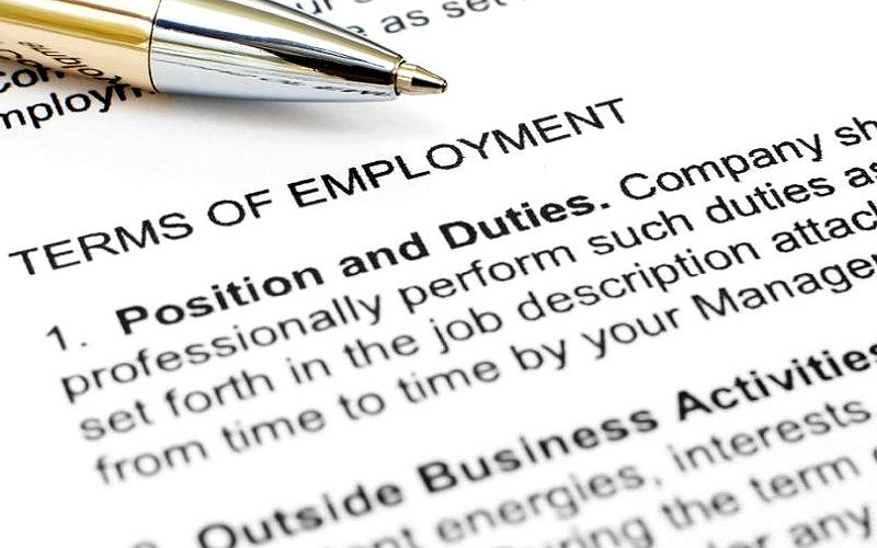 Legal Aspect of Drafting Employment Contracts and HR Policies and Procedures